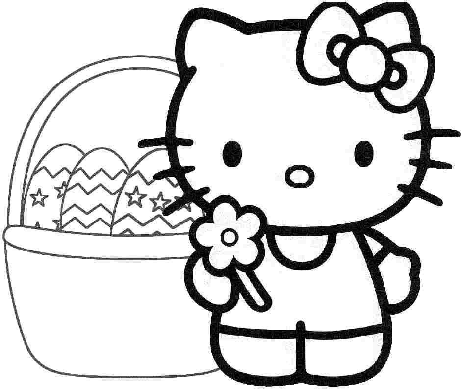 kitty coloring free printable cat coloring pages for kids coloring kitty
