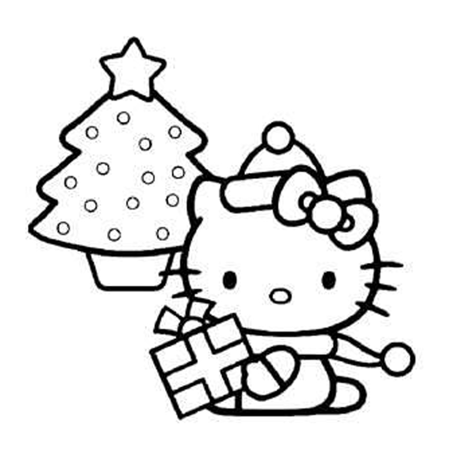 kitty coloring free printable hello kitty coloring pages for pages coloring kitty