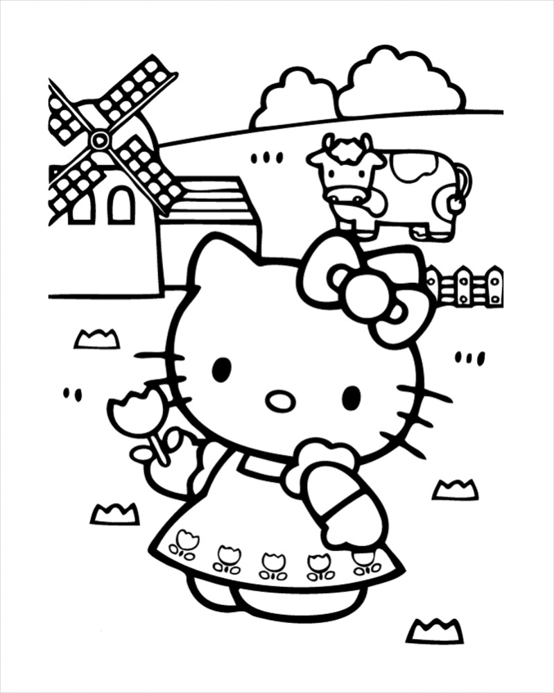 kitty coloring hello kitty coloring pages fantasy coloring pages kitty coloring