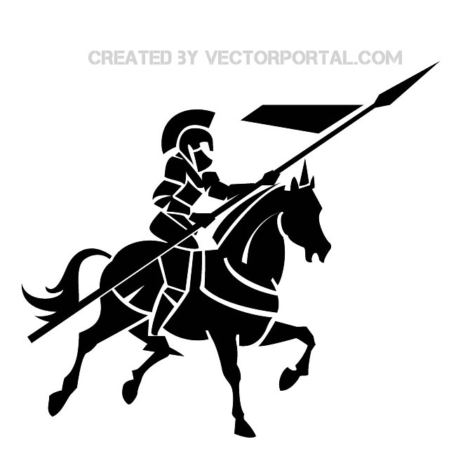 knight on a horse knight in full armor clipart etc knight on a horse