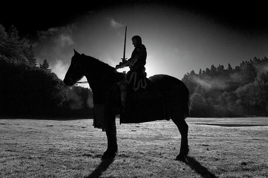 knight on a horse knight on a horse sepia editorial photography image of a on knight horse