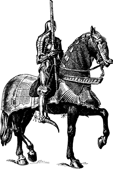 knight on a horse knight on horse illustrations royalty free vector on a knight horse