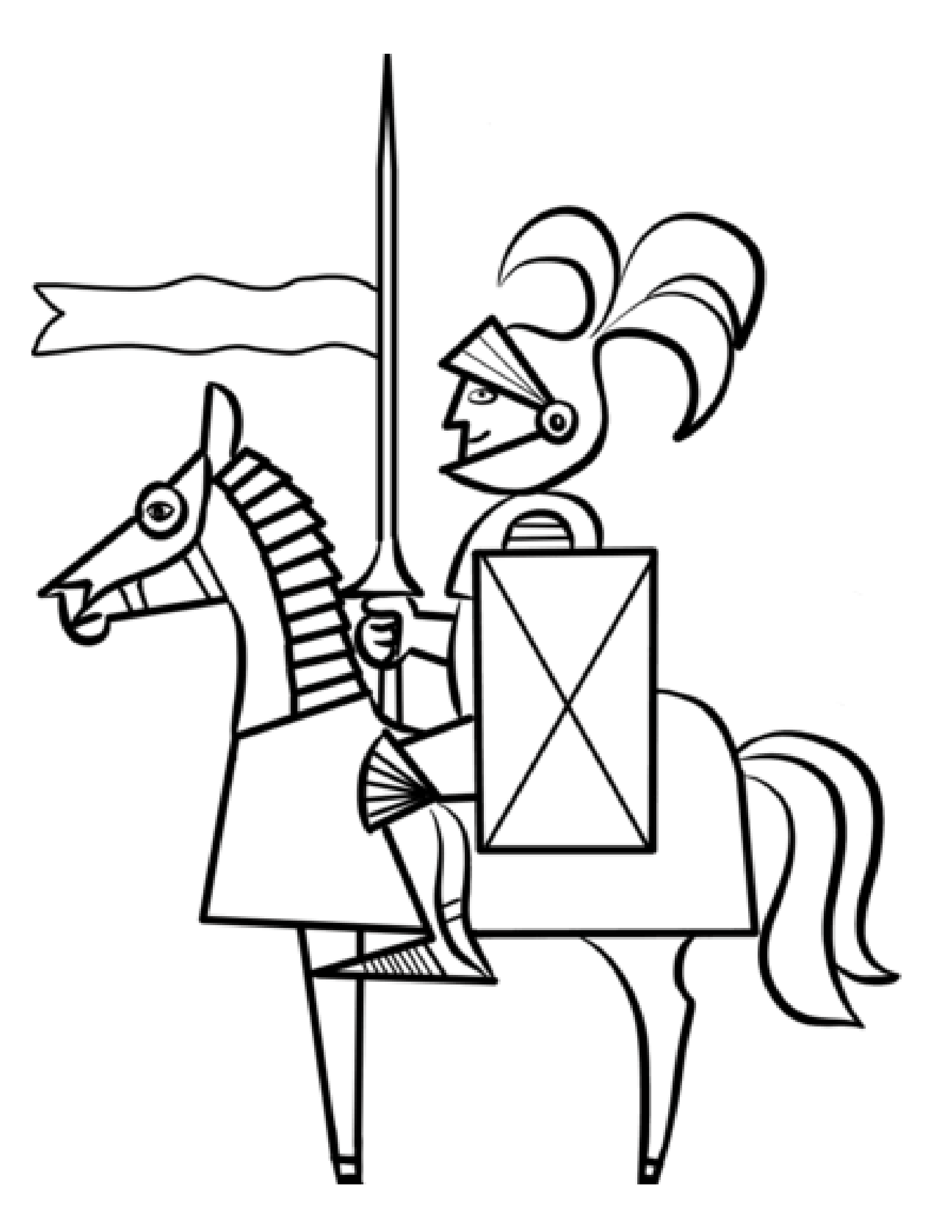 knight on horse coloring page free coloring page coloring adult knight middle age on horse coloring on page knight