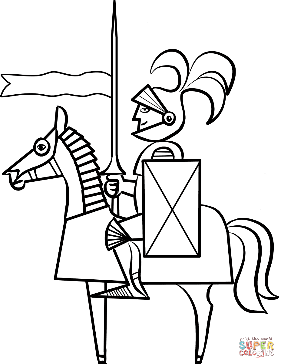knight on horse coloring page knight on horse coloring page coloring online coloring on horse page knight