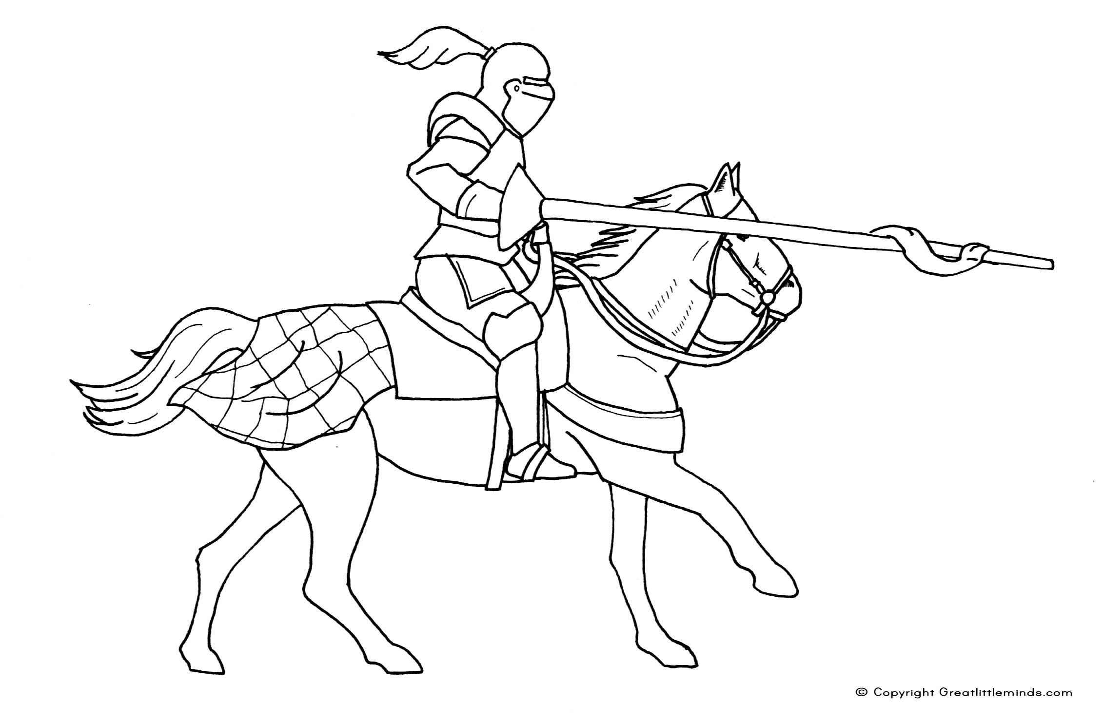 knight on horse coloring page knights coloring pictures download and print out for free page coloring knight on horse