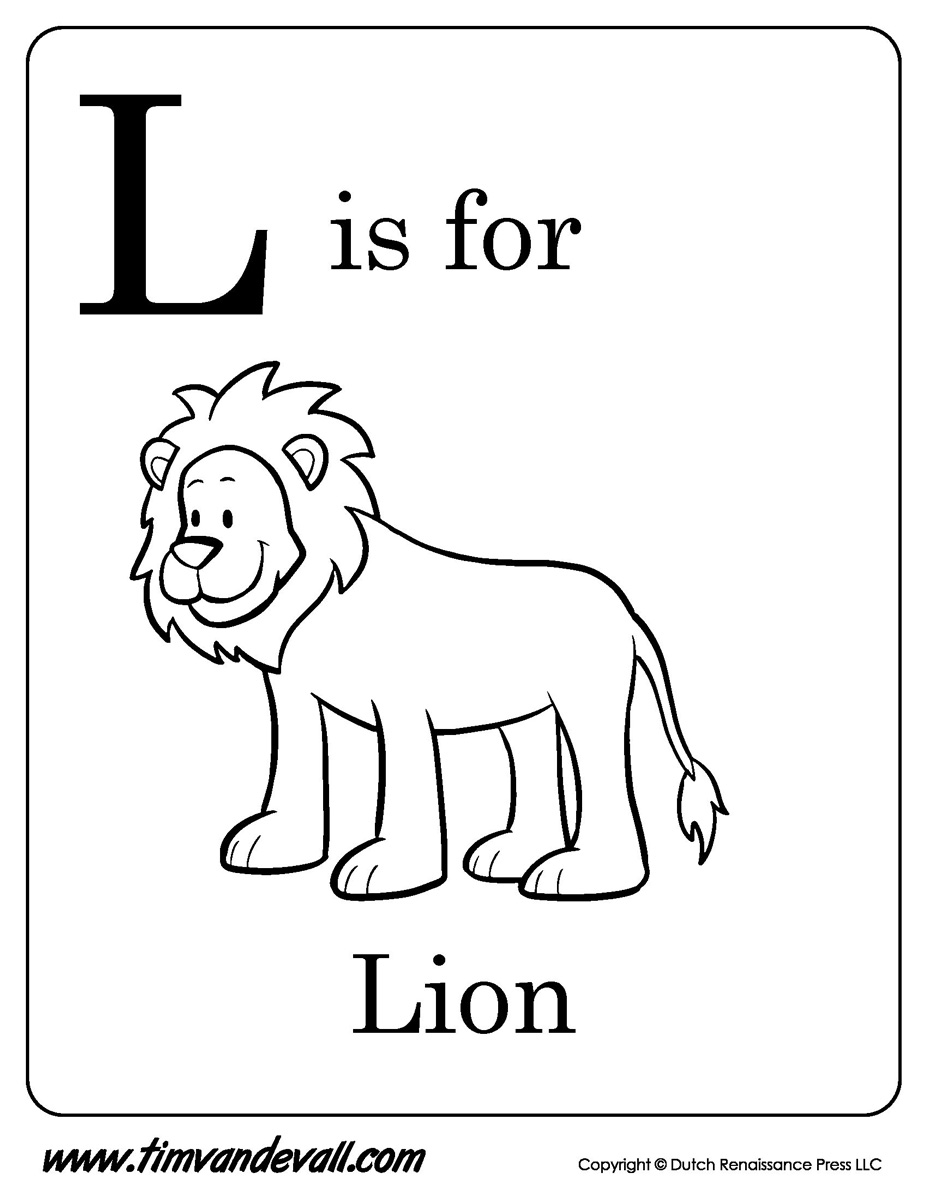 l is for lion coloring page l is for lion coloring page coloringcom l coloring lion is page for