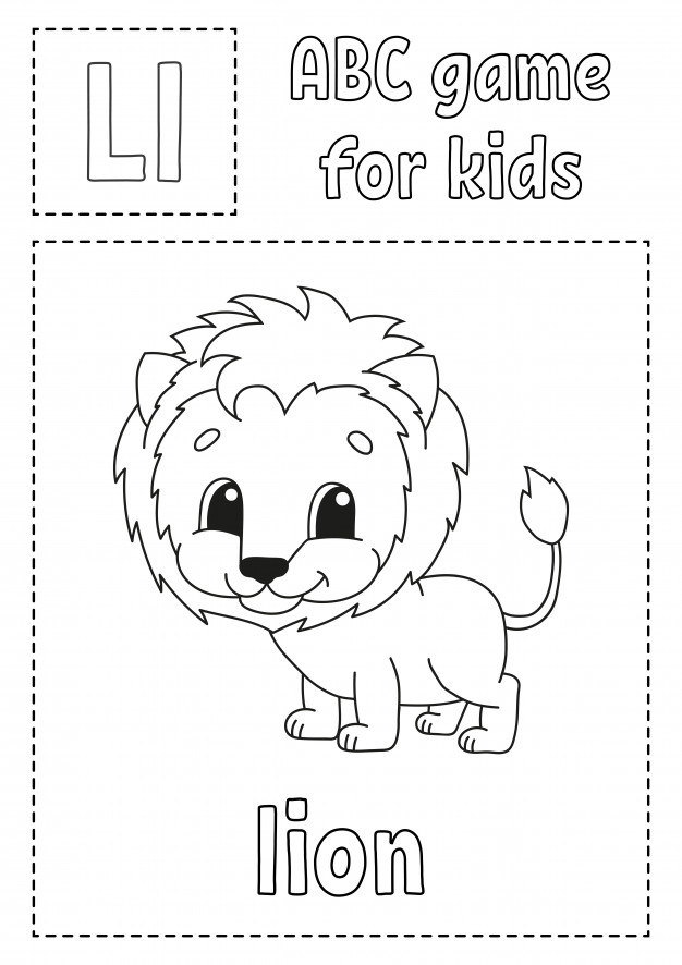 l is for lion coloring page l is for lion coloring page is for l page lion coloring