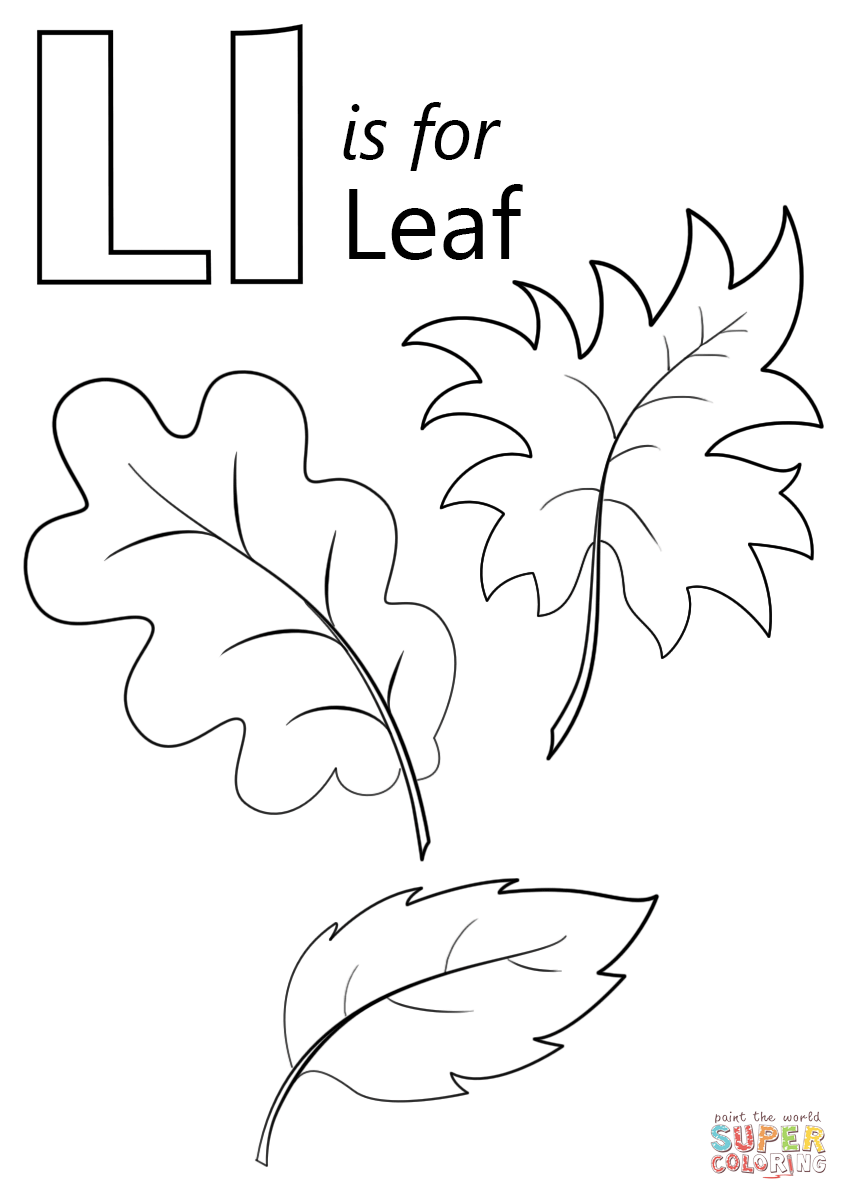 l is for lion coloring page letter l is for leaf coloring page free printable lion page l is coloring for