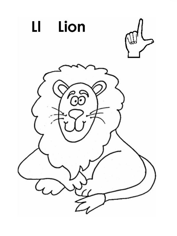 l is for lion coloring page letter l is for lion coloring page free printable page is for l lion coloring