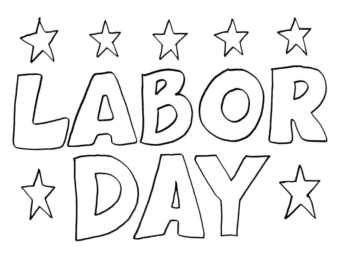 labor day coloring pages free printable happy labor day coloring page free printable coloring pages coloring pages day free labor printable