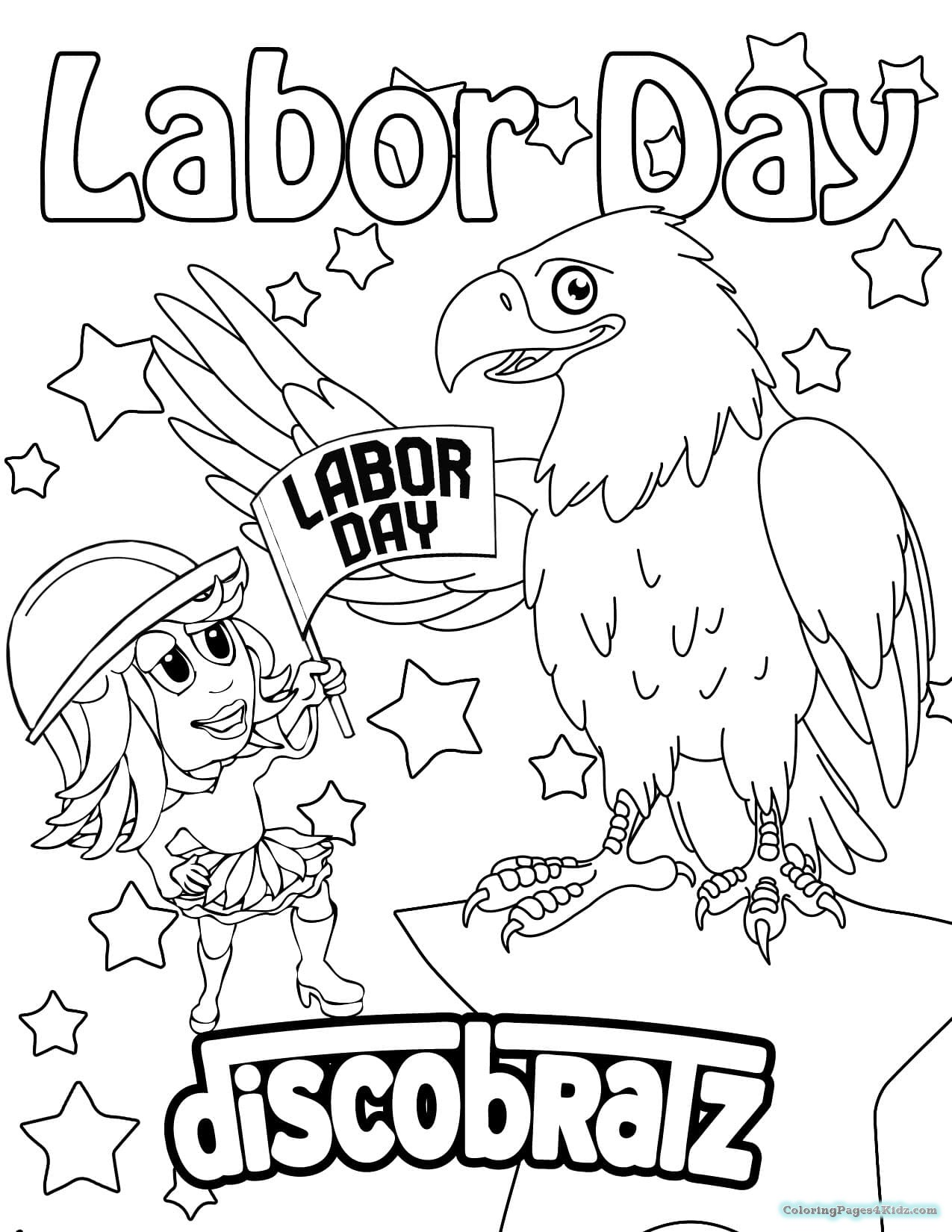 labor day coloring pages free printable labor day coloring pages kidsuki labor day printable pages free coloring