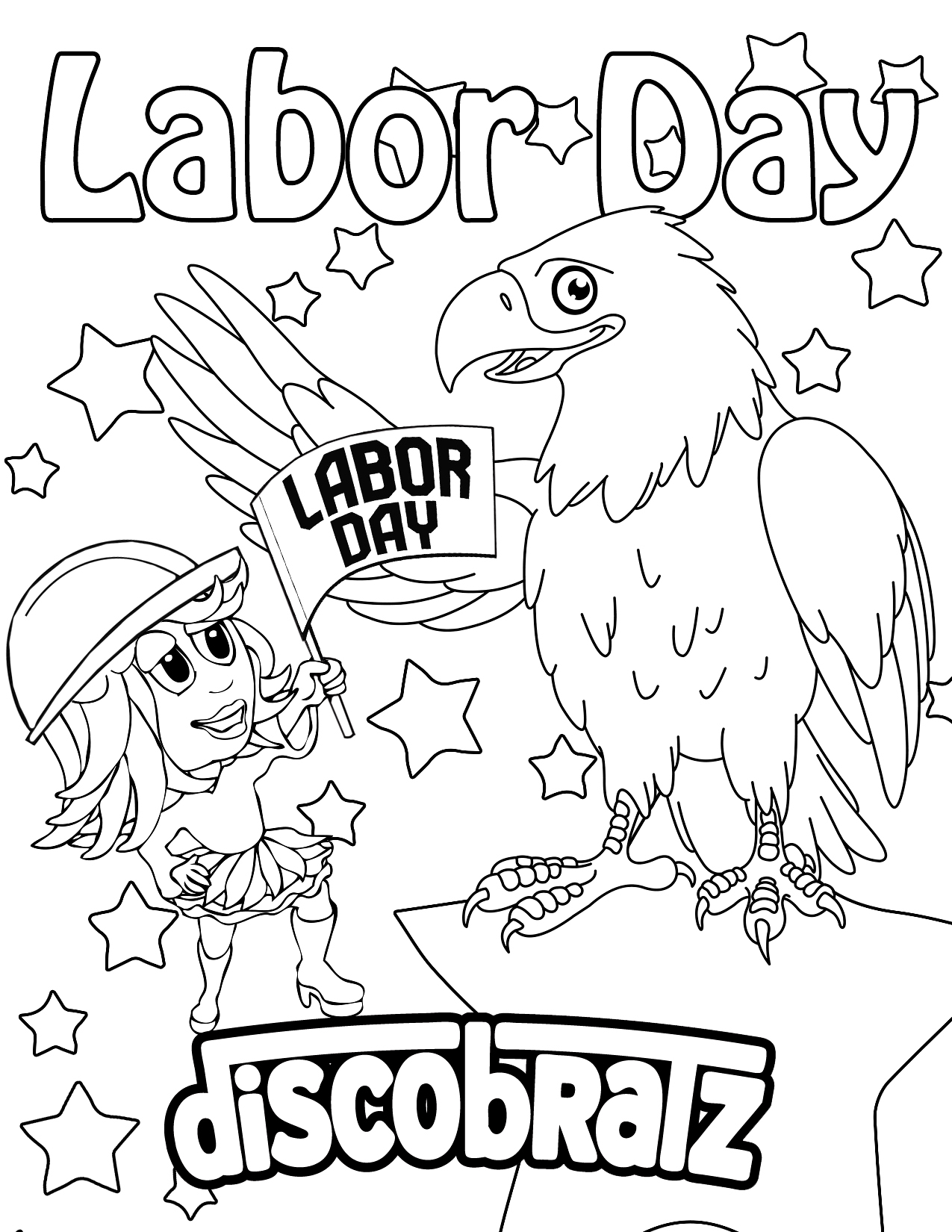 labor day coloring pages free printable labor day made in the usa coloring page free printable coloring free day pages printable labor