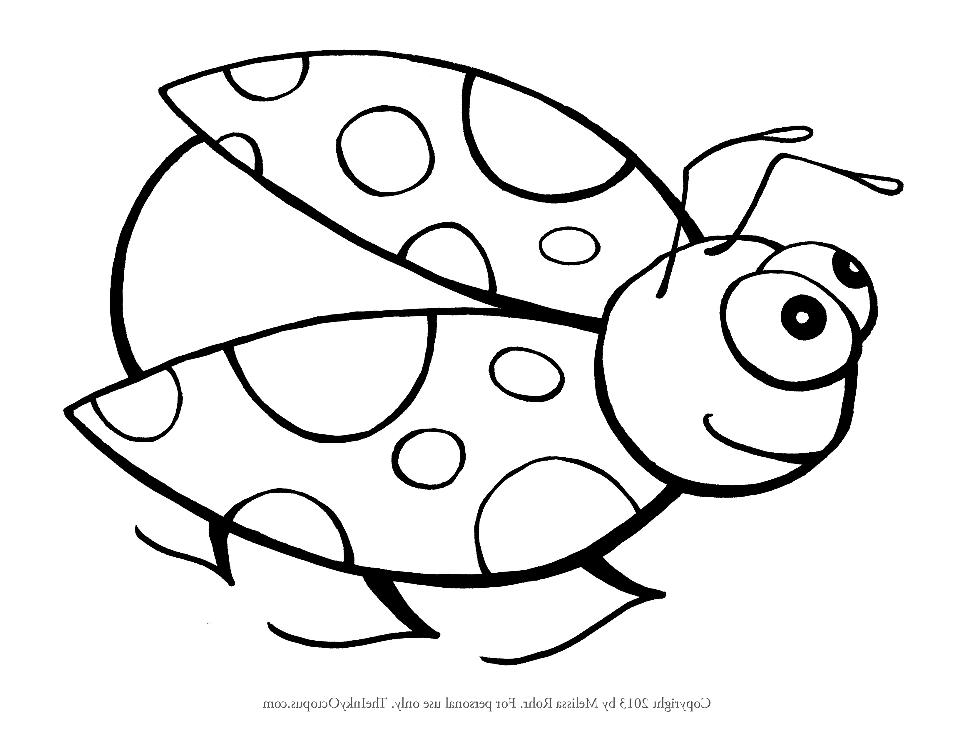 lady bugs coloring pages ladybug coloring pages getcoloringpagescom bugs pages lady coloring