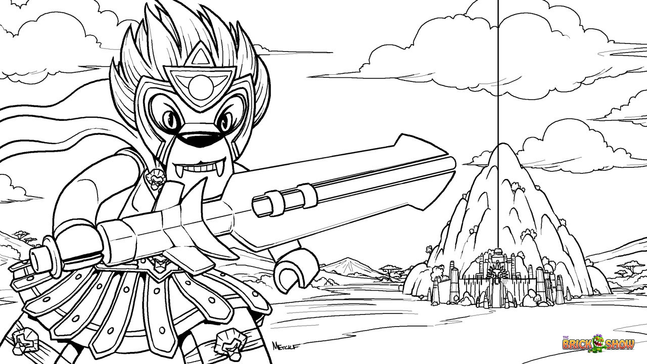 lego chima coloring page lego chima clipart black and white color clipground chima page lego coloring