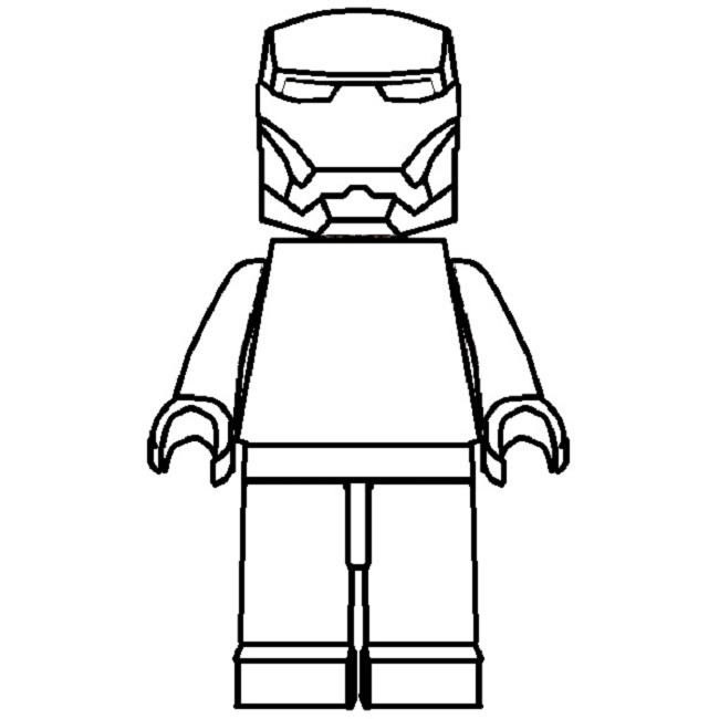 lego drawings to colour lego iron man drawing at getdrawings free download to drawings lego colour