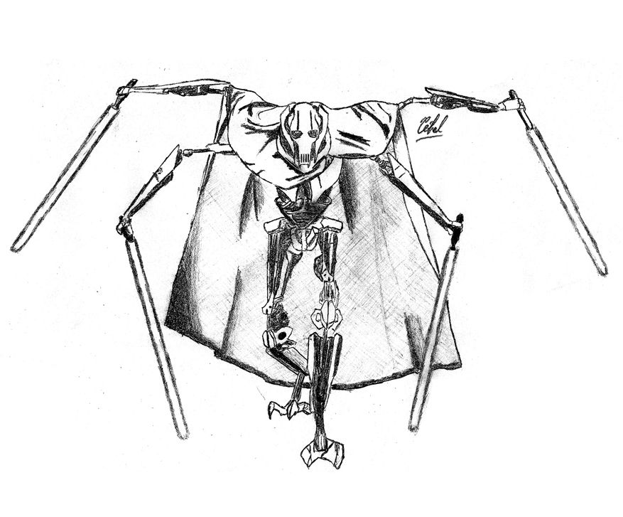 lego general grievous coloring page general grievous coloriage lego general coloring grievous page