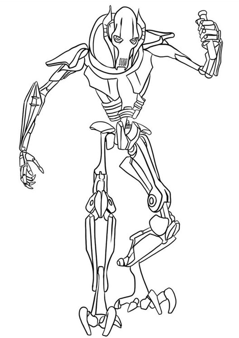 lego general grievous coloring page lego general grievous coloring pages coloring pages lego coloring general page grievous