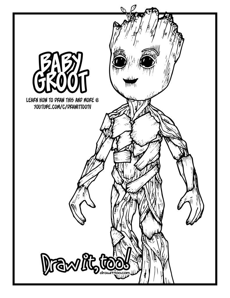 lego groot coloring pages roo coloring pages free printable coloring pages at groot coloring pages lego