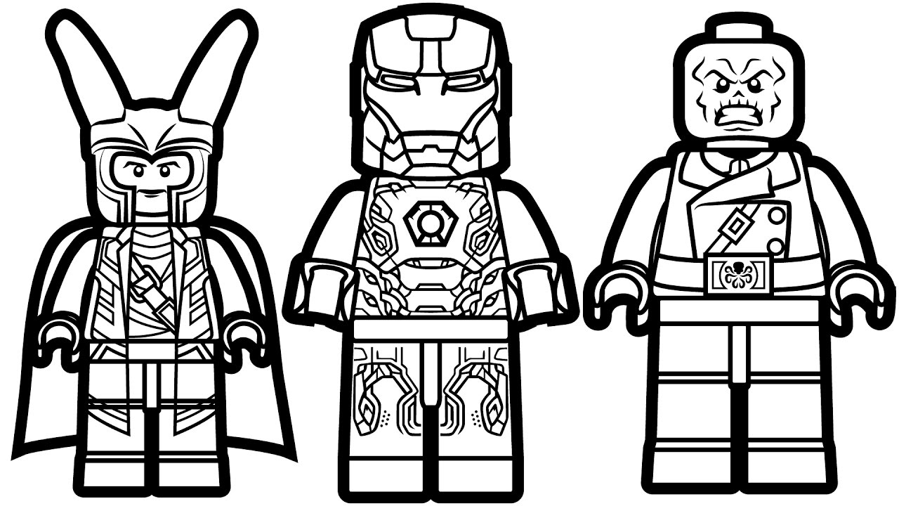 lego super hero coloring page get this lego marvel coloring pages 61ml3 super page hero coloring lego