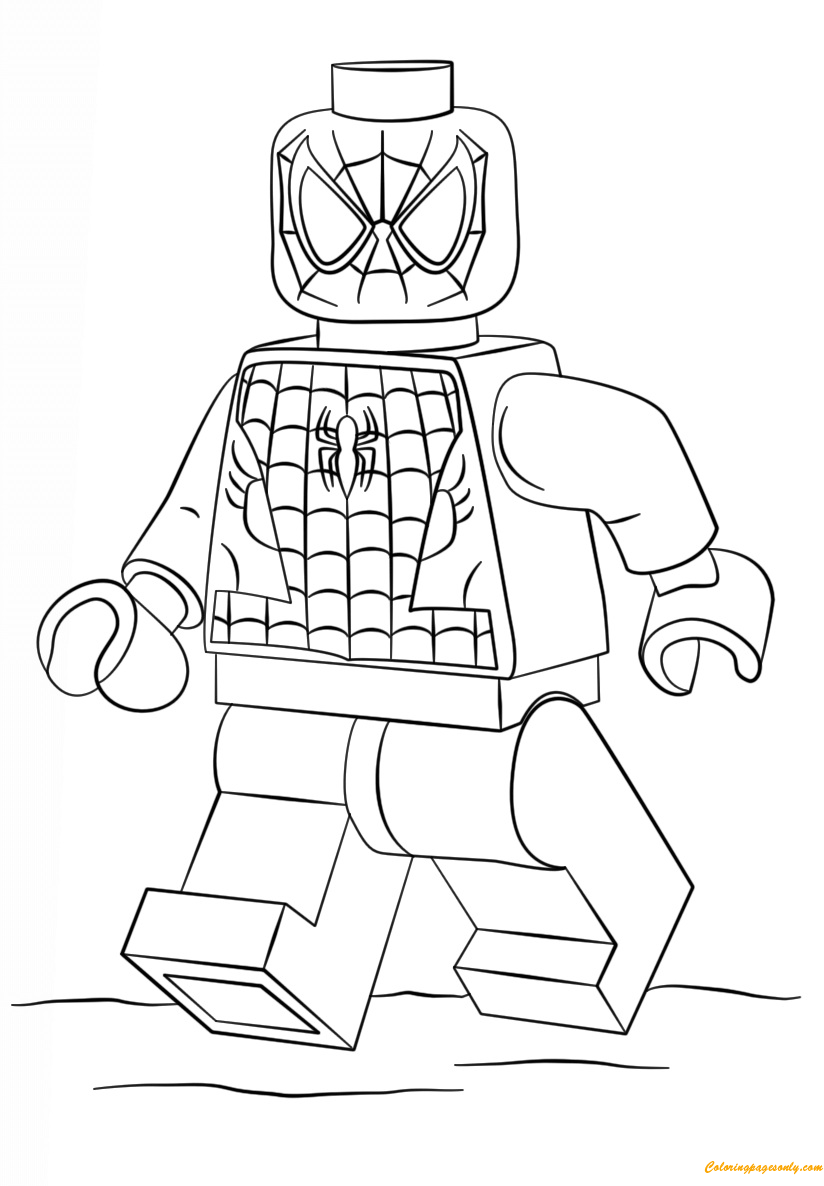 lego super hero coloring page superhero coloring pages free download on clipartmag super page lego hero coloring