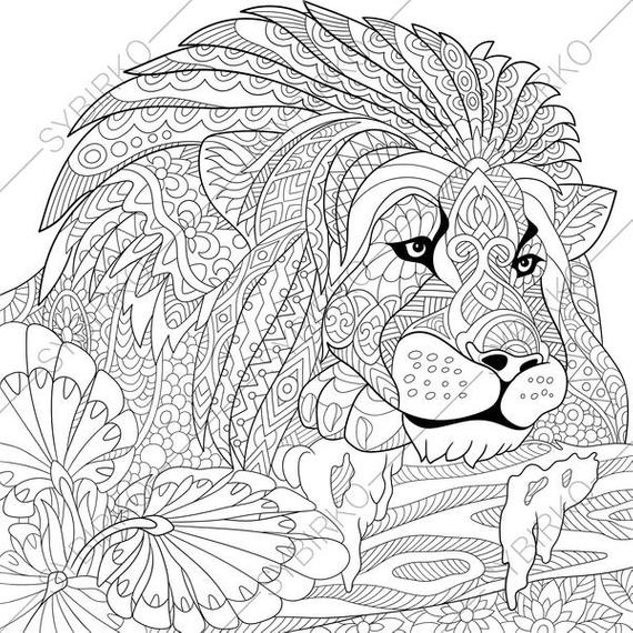 leo the lion coloring pages adult coloring page astrology leo 5 abstract coloring pages leo lion the coloring