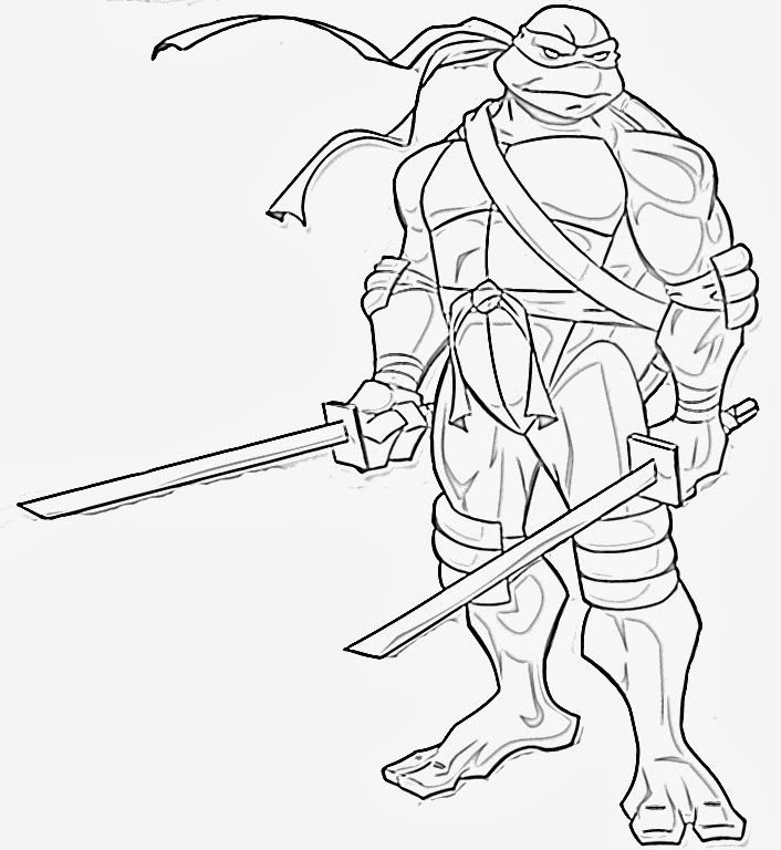 leonardo turtle coloring pages leonardo coloring page at getdrawings free download turtle pages leonardo coloring