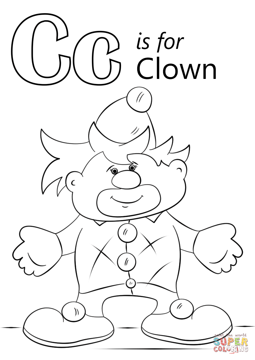 letter c coloring page letter c is for cat coloring page from letter c category c letter page coloring