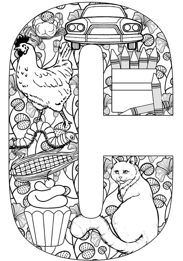letter c coloring pages for adults alphabet flowers alphabet flowers letter c coloring coloring adults letter pages for c