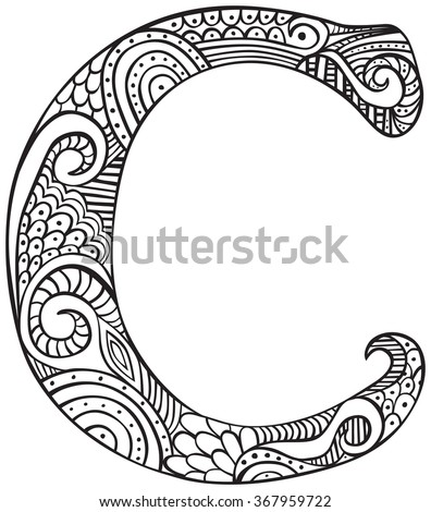 letter c coloring pages for adults svg files centuryparkdesigns adults pages c for coloring letter