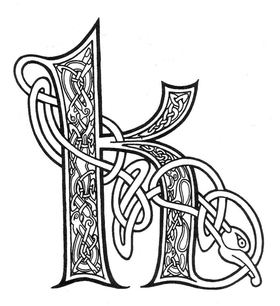 letter k coloring pages for adults fancy letter k coloring pages coloring pages for kids pages for adults k coloring letter