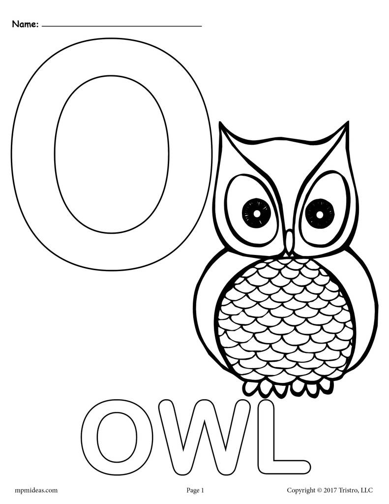 letter o for coloring easy abc coloring sheet free alphabet printables for coloring o letter