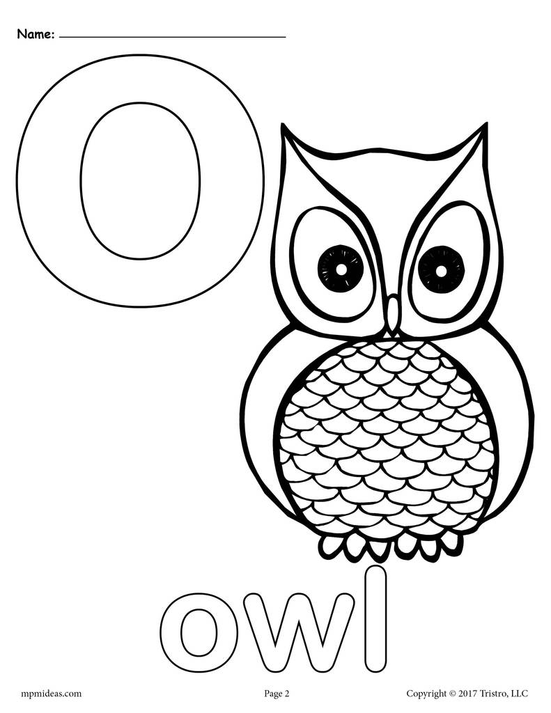 letter o for coloring letter o alphabet coloring pages 3 free printable coloring for letter o