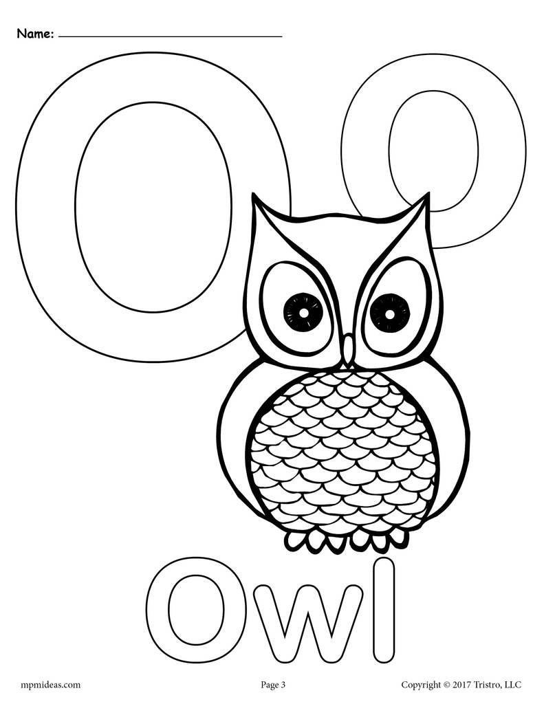 letter o for coloring letter o alphabet coloring pages 3 free printable for o coloring letter