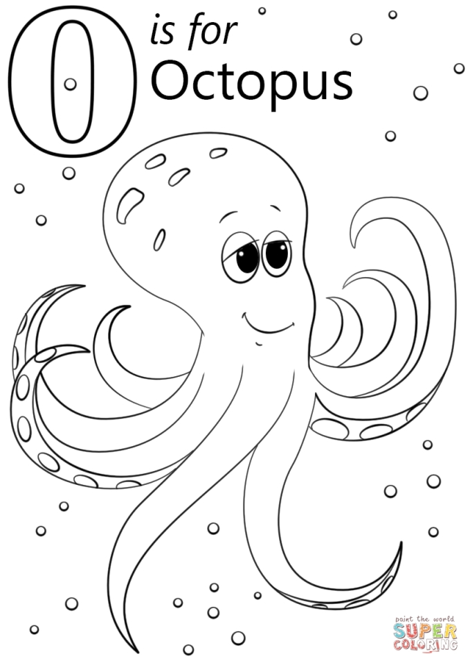 letter o for coloring letter o with animals coloring page free printable coloring o letter for