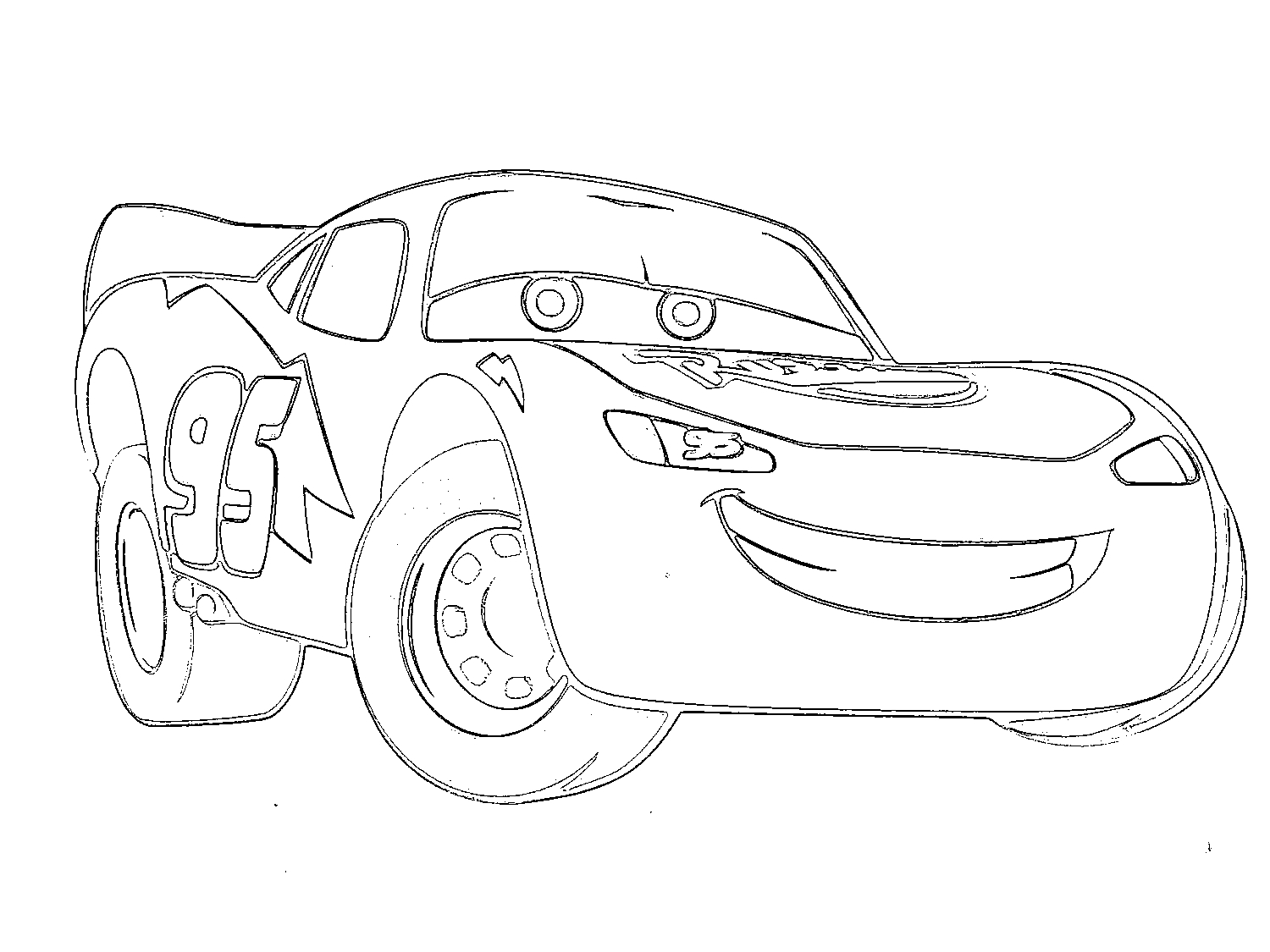 lightning mcqueen free coloring pages lightning mcqueen free coloring pages free pages lightning mcqueen coloring
