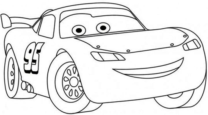 lightning mcqueen free coloring pages lightning mcqueen from cars 3 coloring page free lightning free mcqueen coloring pages