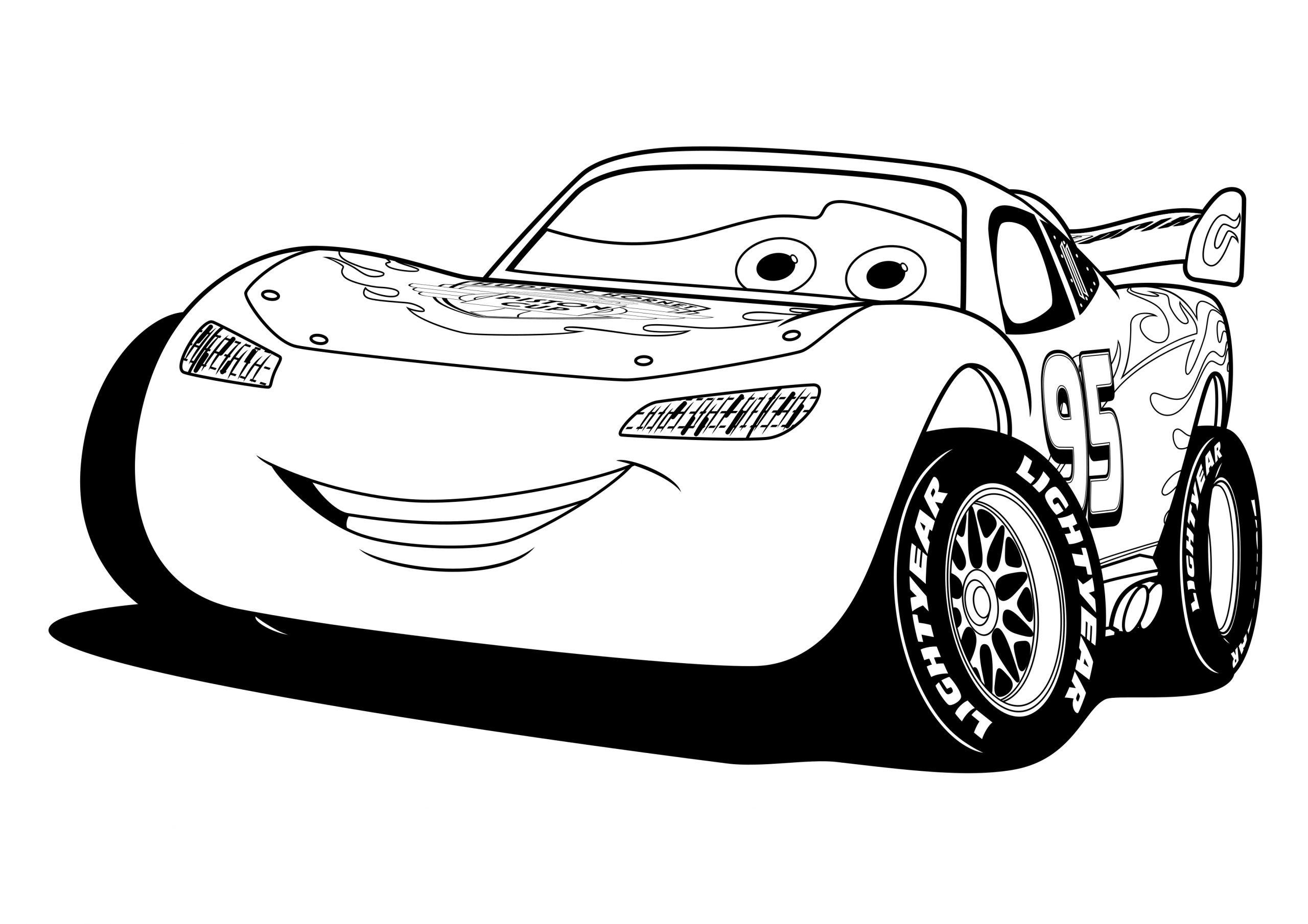lightning mcqueen printables lightning mcqueen and mater coloring pages at getdrawings mcqueen printables lightning
