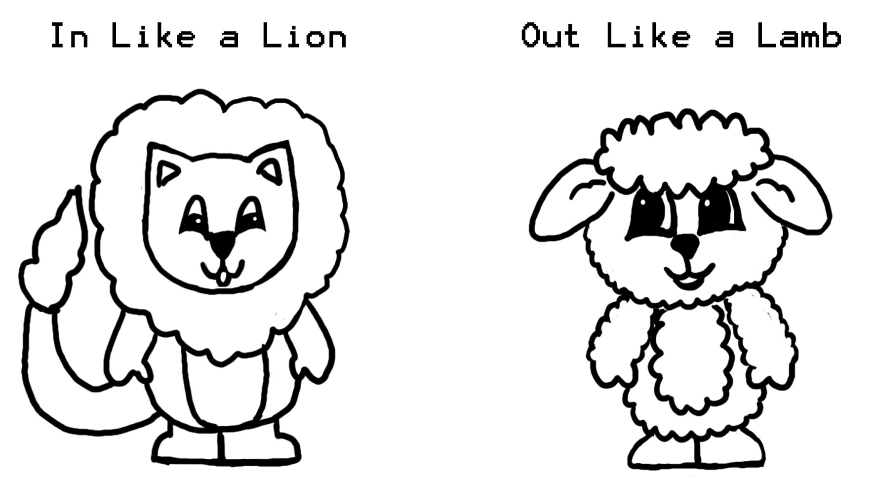 lion and lamb coloring page lion and lamb coloring pages collection free coloring sheets coloring page and lion lamb