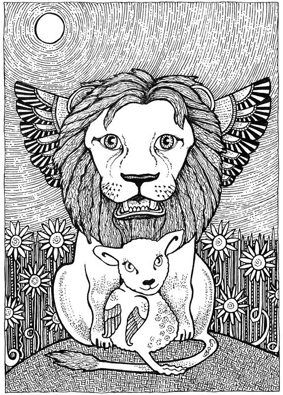 lion and lamb coloring page nice bible coloring pages lion and lamb that you must know lion page and coloring lamb