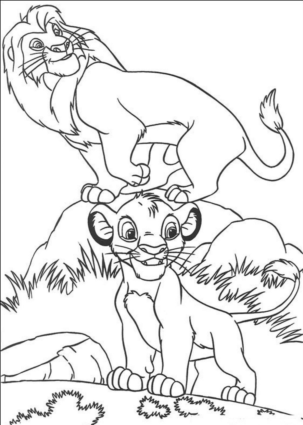 lion coloring pictures 3 printable pages for coloring for lion lovers coloring etsy lion coloring pictures
