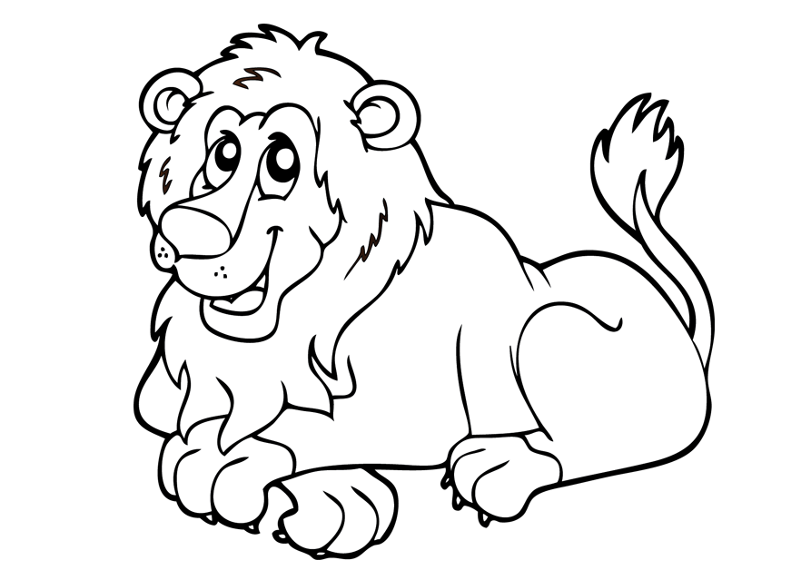 lion pictures to colour lion animal coloring pages for kids best coloring pages colour pictures lion to