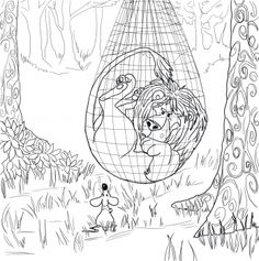 lion trapped in a net trapped lion outline for classroom therapy use great in lion trapped net a