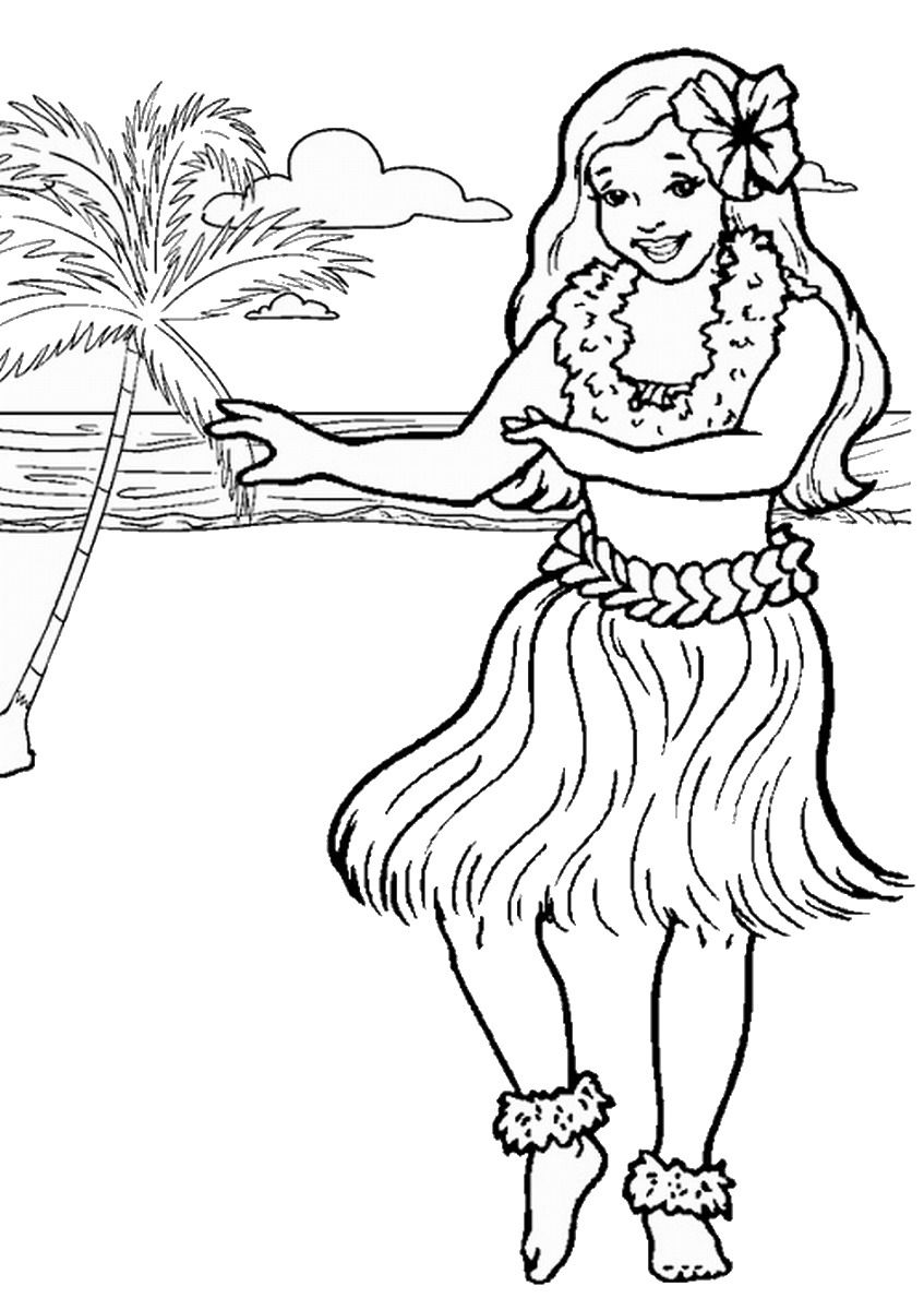 luau coloring pages parrot luau coloring page woo jr kids activities luau pages coloring