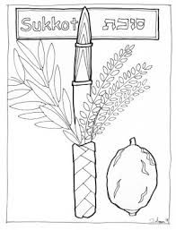 lulav and etrog picture lulav and etrog coloring picture sukkot sukkos feast of etrog picture lulav and