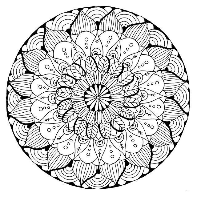 mandala coloring book free color your stress away with mandala coloring pages skip free mandala book coloring