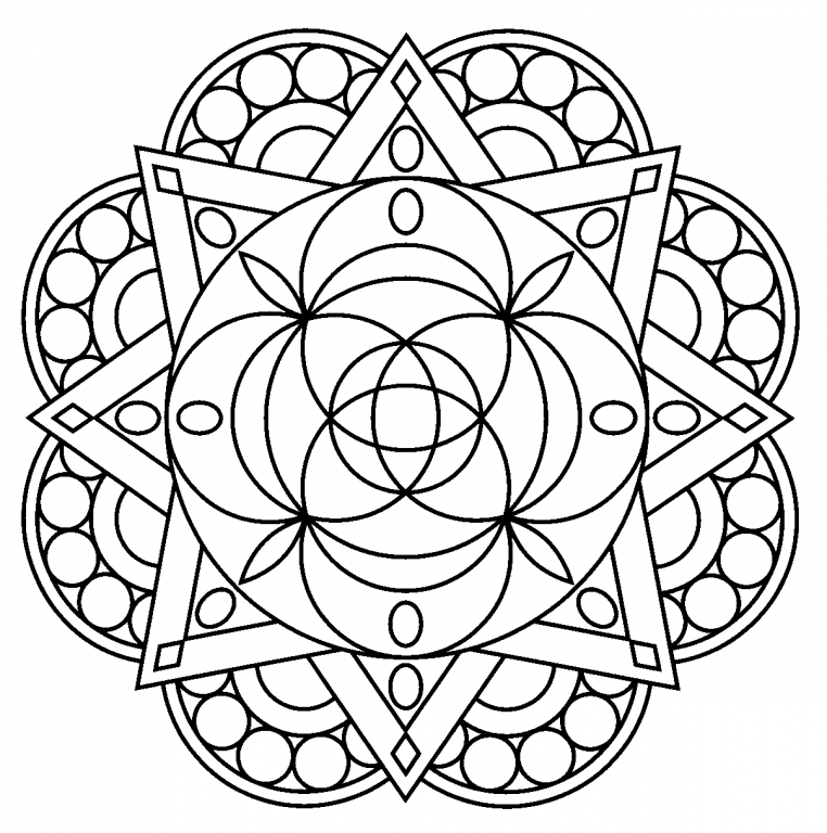 mandala coloring pages free printable adults de 344 bästa abstract zentangles paisley etc to color pages coloring mandala printable adults free