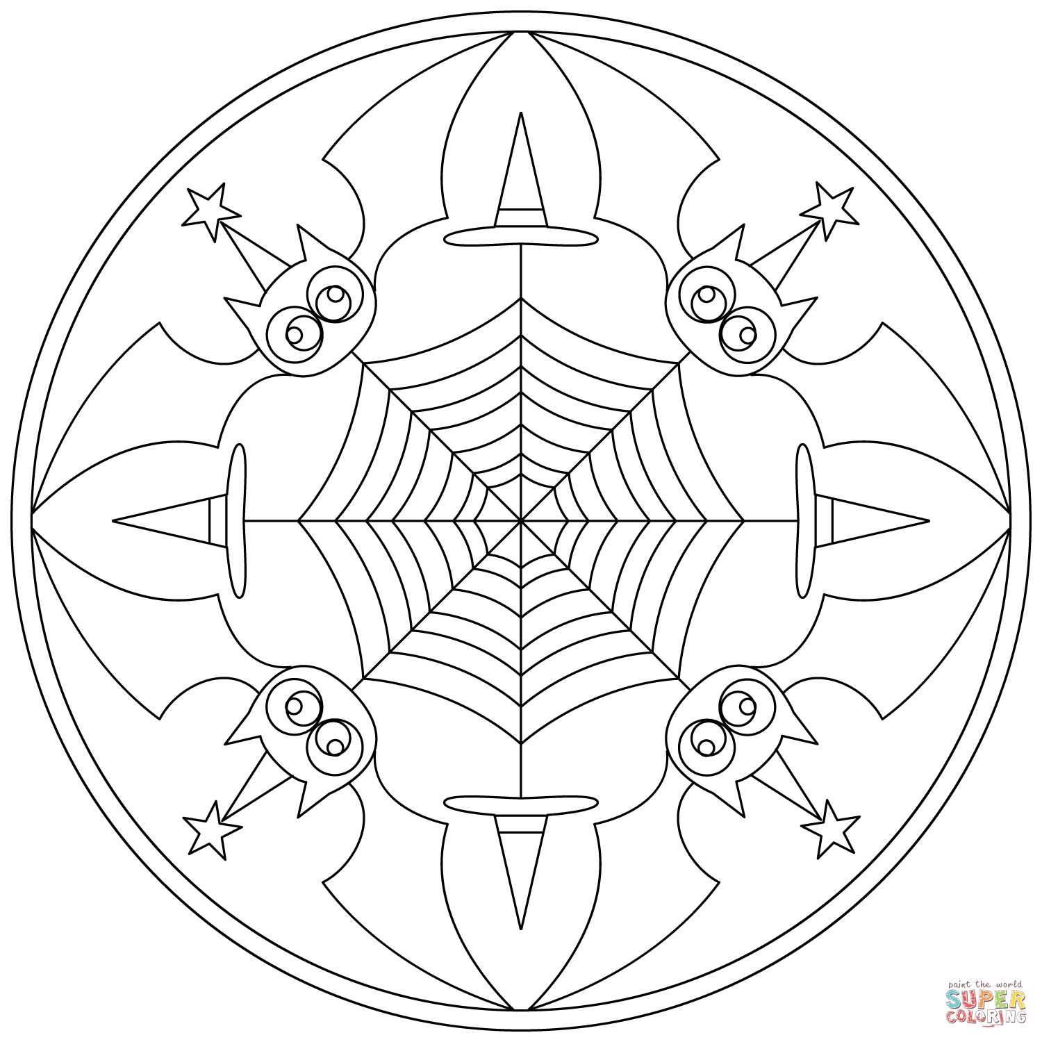 mandala halloween 30 halloween mandala coloring pages gallery coloring sheets halloween mandala