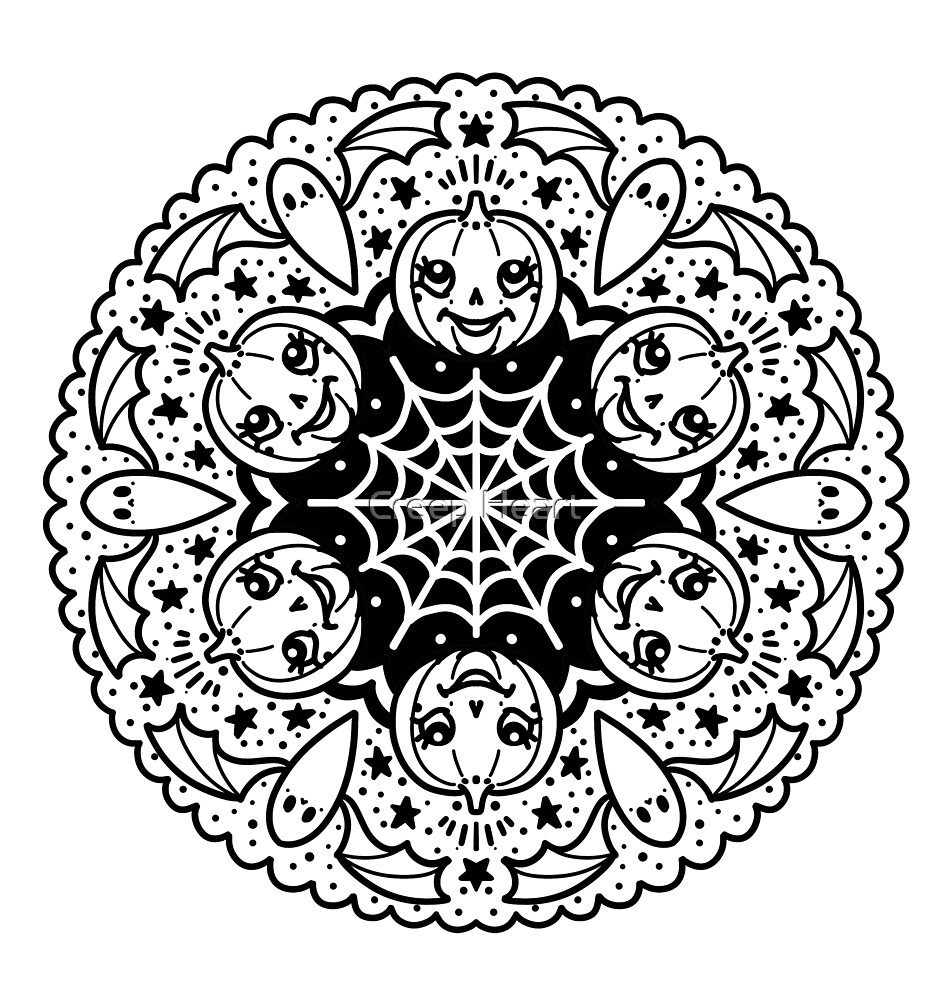 mandala halloween halloween mandala coloring pages for kids 2 preschool halloween mandala