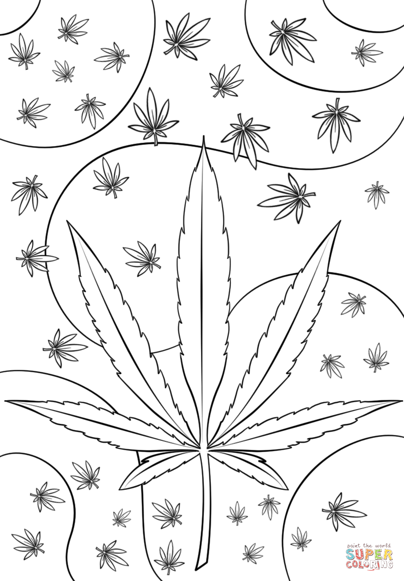 marijuana leaf coloring pages 25 awesome photo of weed coloring pages birijuscom pages marijuana coloring leaf