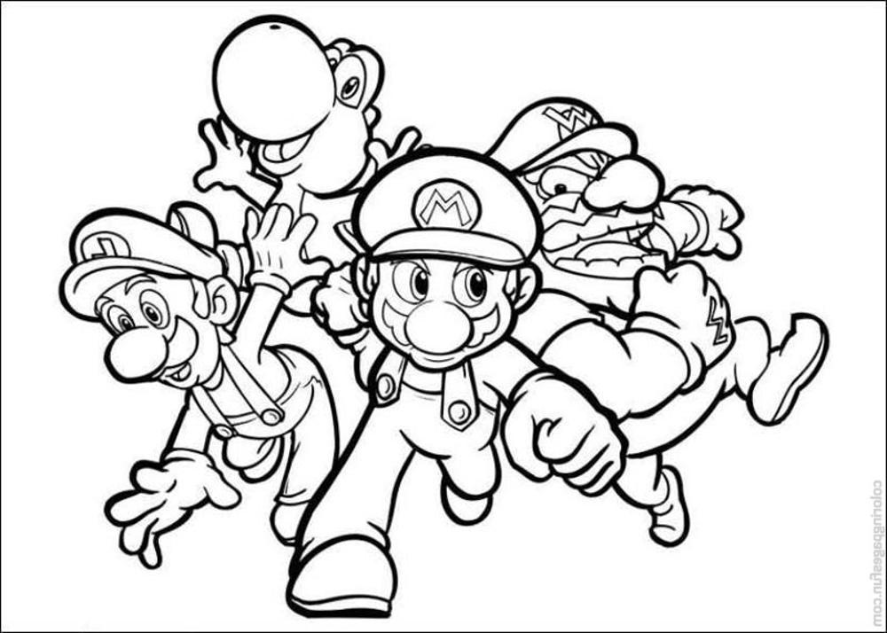 mario coloring mario coloring pages themes best apps for kids coloring mario 1 1